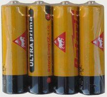 High Life Baterie AA 1,5V 4 ks R06