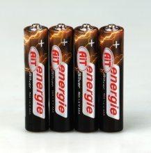 High Life Baterie AAA 1,5V 4ks R03
