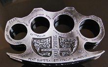 High Life Boxer velký stříbrný Silver Holy Spiritus