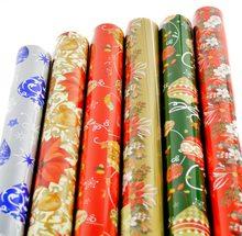 High Life Dárkový papír vánoční, 70x1000cm, různé motivy