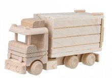High Life Dřevěný kamion - pokladnička