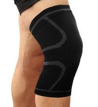 High Life MADMAX Kompresní 3D bandáž koleno Gray - XXXL