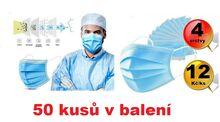 High Life Medical ochranná rouška 50ks