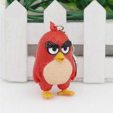 High Life Přívěsek na klíče angry birds RED