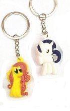 High Life Přívěsek na klíče Pony I LOVE YOU 3D bílý / žlutý