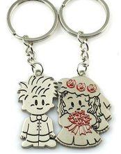 High Life Přívěsek na klíče pro dva kluk a holka