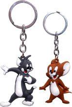 High Life Přívěsek na klíče Tom & Jerry 3D