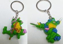 High Life Přívěsek na klíče Želvy ninja 3D