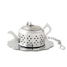 High Life Sítko na čaj konvička