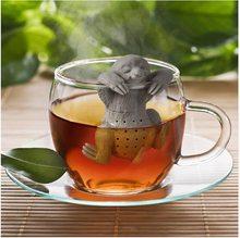 High Life Sítko silikonové na čaj lenochod