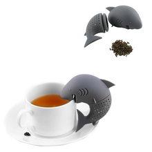 High Life Sítko silikonové na čaj žralok