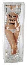 High Life Sklenice na pivo sexy žena 0,5 l