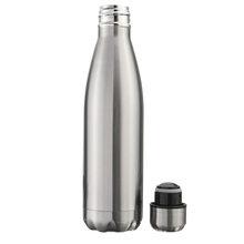 High Life Termoska ve tvaru lahve 500ml stříbrná