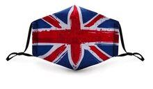 High Life Univerzální filtrační rouška s výměnnými filtry Anglie
