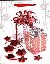 High Life Vánoční dárková taška 26x10x32