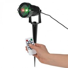 High Life Vánoční laserové osvětlení s dálkovým ovládáním