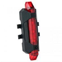 High Life Zadní světlo červené USB 5LED