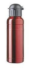 Isosteel 0,7 L Sportovní lahev čevená