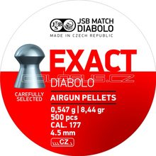 JSB Diabolo JSB Exact 500ks cal.4,5mm