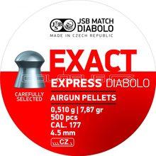 JSB Diabolo JSB Exact Express 500ks cal.4,52mm