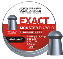 JSB Diabolo JSB Exact Monster Redesigned 400ks cal.4,52mm