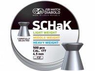 JSB Diabolo JSB SCHaK 500ks cal.4,5mm