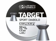 JSB Diabolo JSB Target Sport 500ks cal.4,5mm