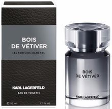 Karl Lagerfeld Karl Lagerfeld Les Parfums Matieres Bois De Vétiver  toaletní voda Pro muže 50ml