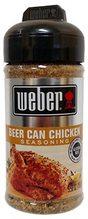 Koření Weber Beer Can Chicken 156 g