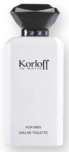 Korloff Korloff In White toaletní voda Pro muže 88ml TESTER