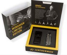 Leatherman Víceúčelové kleště WINGMAN Dárkové balení - limitovaná edice