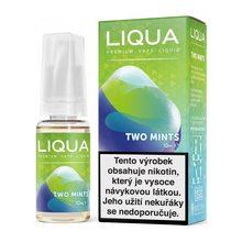 Liqua Elements Two Mints 10ml-3mg (Chuť máty a mentolu)