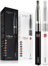 Liqua Liqua Q Vaping Pen 900mAh Černá 1ks