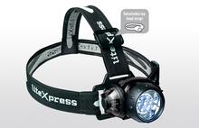 liteXpress Čelová svítilna LED Liberty 102