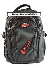 Mahel Batoh Mahel 8806-3 černý Fashion 30L