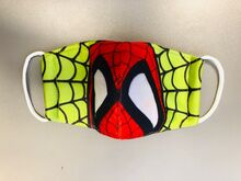 Marvel Dětská rouška SPIDERMAN
