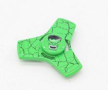 Marvel Kovový UFO Spinner Hulk