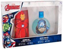 Marvel Marvel Avengers toaletní voda Pro děti 100ml dárková sada