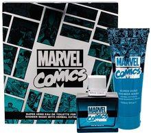 Marvel Marvel Comics Hero toaletní voda Pro děti 75ml dárková sada