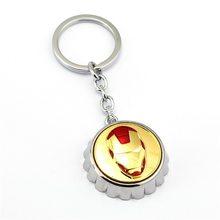 Marvel Přívěsek a otvírák na klíče Iron Man