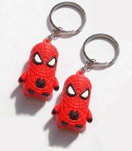 Marvel Přívěsek na klíče Spiderman 3D