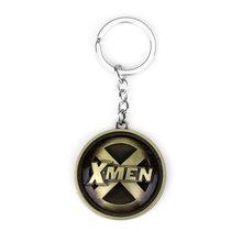Marvel Přívěsek na klíče X-MEN Logo 2D mosaz