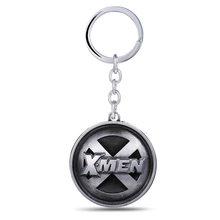 Marvel Přívěsek na klíče X-MEN Logo 2D silver