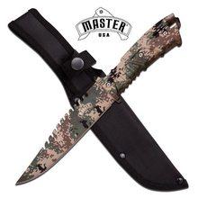MASTER USA Pevný nůž MU-1146DG