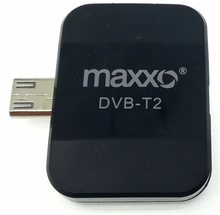 Maxxo MAXXO T2 HEVC/H.265 Mobile HD TV tuner