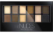 Maybelline Maybelline The Nudes Eyeshadow Palette 9,6g