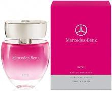 Mercedes-Benz Mercedes Benz Mercedes-Benz Rose toaletní voda Pro ženy 30ml