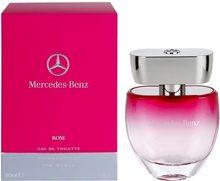 Mercedes-Benz Mercedes Benz Mercedes-Benz Rose toaletní voda Pro ženy 60ml