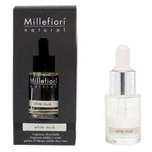 Millefiori Milano Aroma olej Millefiori Milano Natural, 15ml/Bílé pižmo