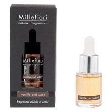 Millefiori Milano Aroma olej Millefiori Milano Natural, 15ml/Vanilka a dřevo